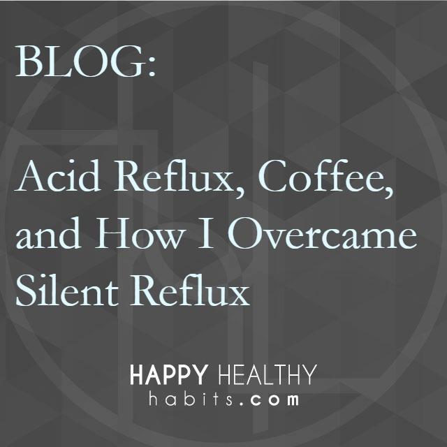 Blog - Acid Reflux